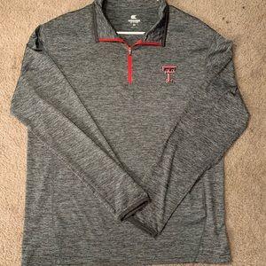 Texas Tech Dri-Fit Material Jacket